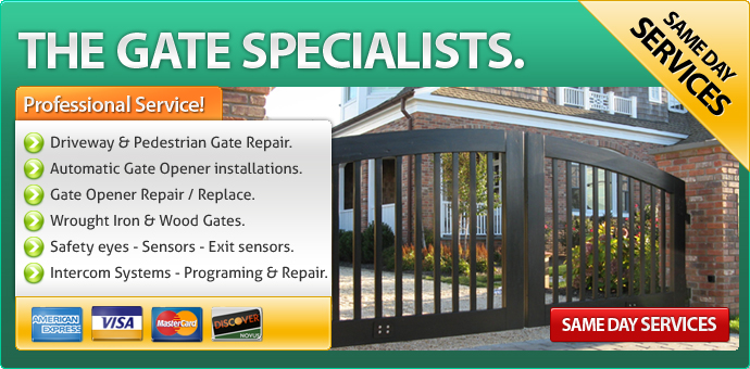 Gate Repair Watkins CO
